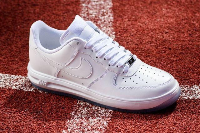 Nike Lunar Force 1 14 White Thumb