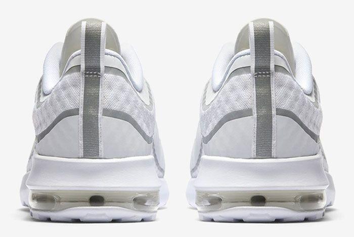 Nike Air Max Mercurial R9 Triple White 6