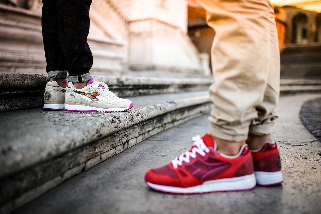 The Good Will Out X Diadora The Rise And Fall Of The Roman Empire Pack12