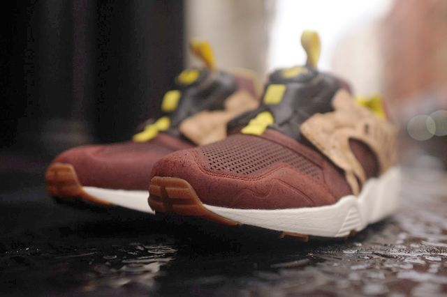 Puma Mmq Leather Disc Cage Cork Pack 1