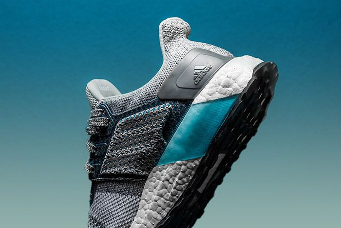Adidas Ultraboost St Grey Teal Womens 3