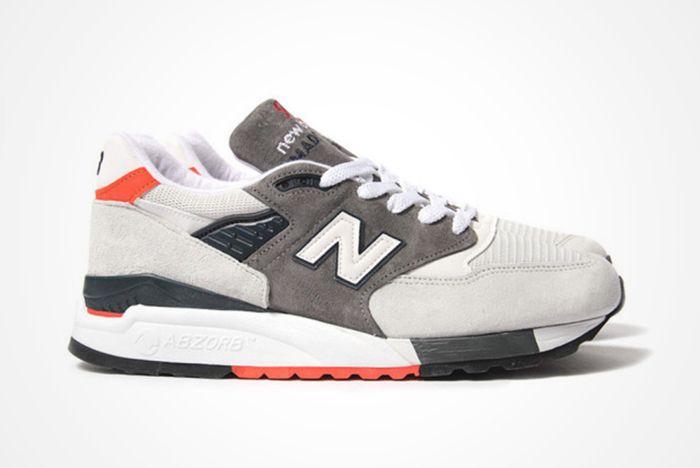 New Balance 998 Feature