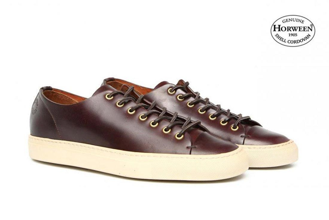 Material Matters Leather Cordovan Buttero 1