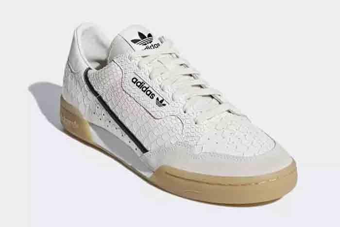 Adidas Continental 80 Snakeskin 6