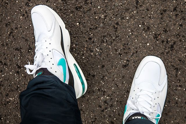 The Nike Air Max 93 Og Returns 1