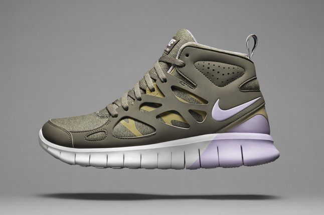 Nike Snearboots 2013 Roshe Mid 2