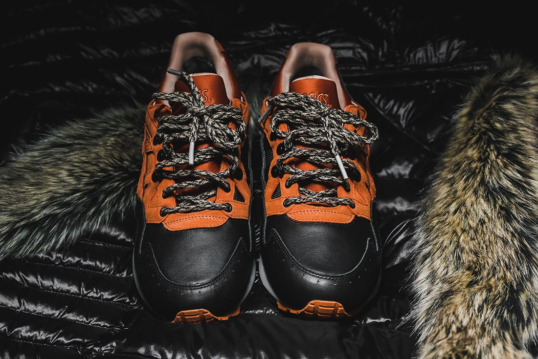 Packer Shoes X Asics Gel Lyte V Scary Cold12