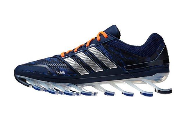 Adidas Springblade Heroink Metalsilver 5
