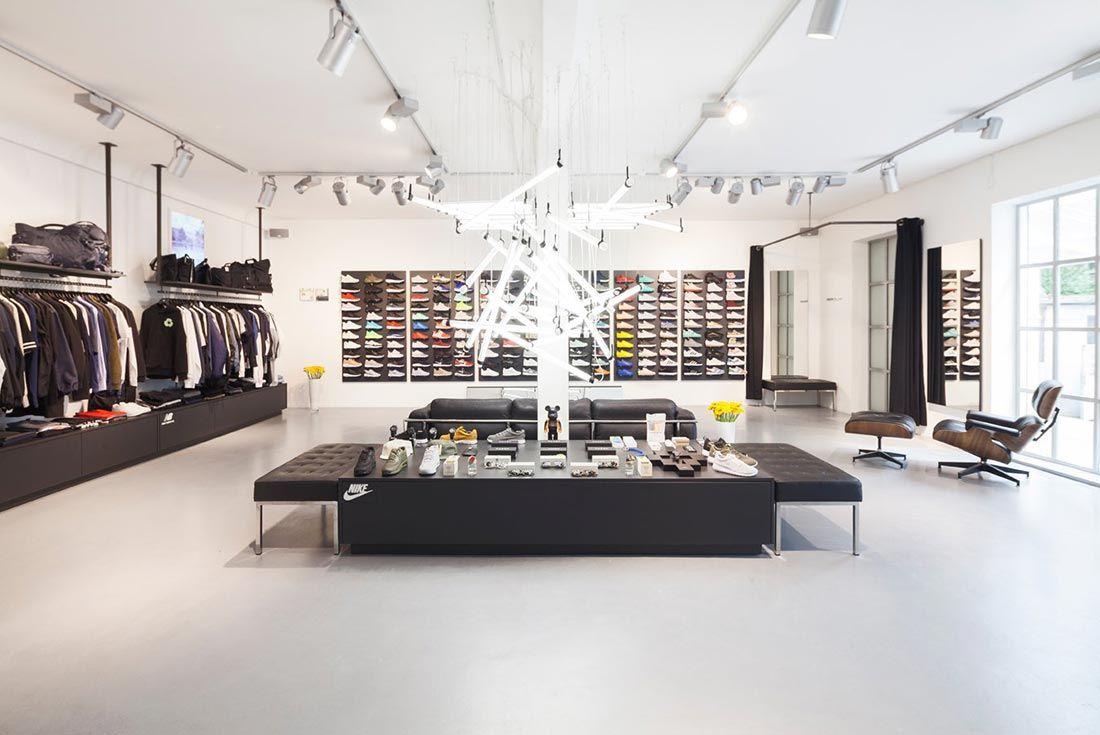Allike Store Germany Inside