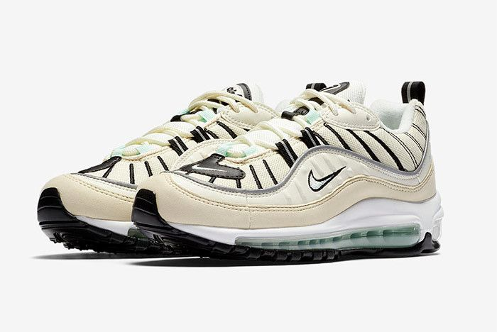 Nike Air Max 98 Off White Mint 1