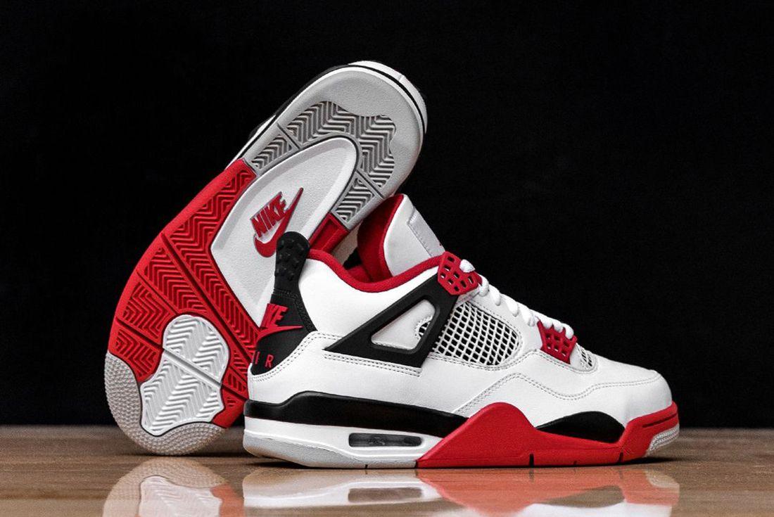 Where to Buy the Air Jordan 4 'Fire Red' - Sneaker Freaker