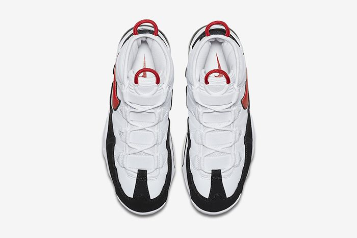 Nike Air Max Uptempo 95 Og White Black Red Ck0892 101 Release Date Top Down