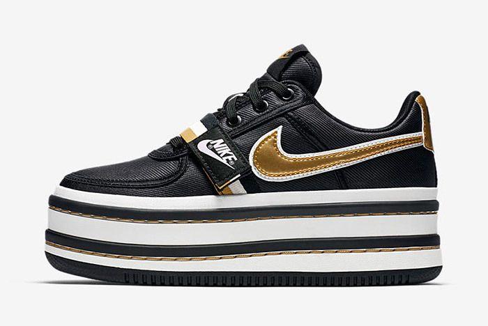 Nike Vandal 2 K Silver Black 7