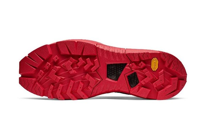 Matthew M Williams Alyx Nike Free Vibram Collaboration Black Red Release Date Outsole