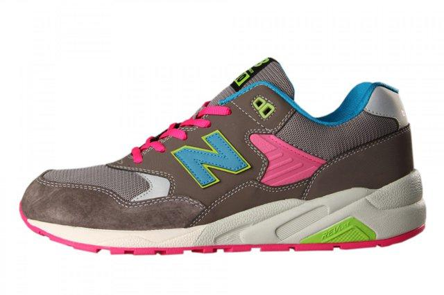 New Balance Mrt580 Ba Grey Pink 4