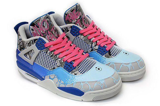 Air Jordan 4 The Watchmen Sekure D 2 1