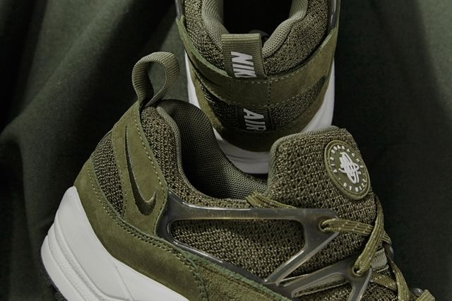 Size Nike Huarache Light Midnight Forest Pack 4