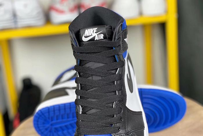 Air Jordan 1 High Og Game Royal 555088 041 Release Date 3 Leaked 5