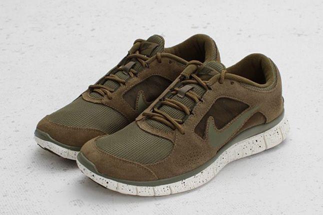 Nike Free Run 3 Iguana Sail Cargo Khaki 04 1