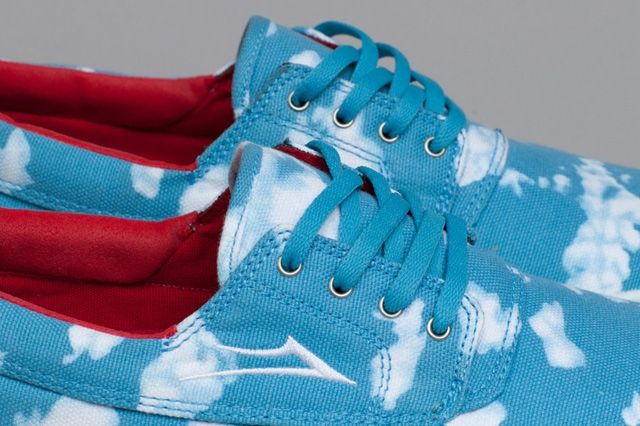 Thequietlife Lakai Camby Cloud Midfoot Detail