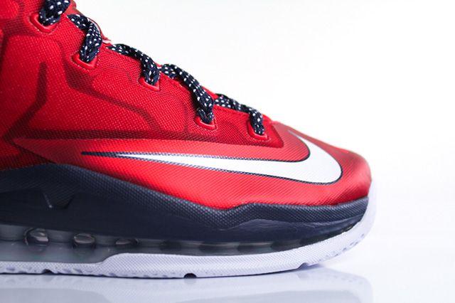Nike Lebron 11 Low Independence Day 1