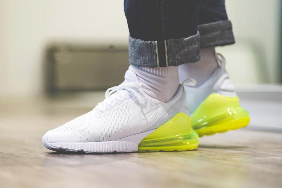 Nike Airmax 270 On Feet 7