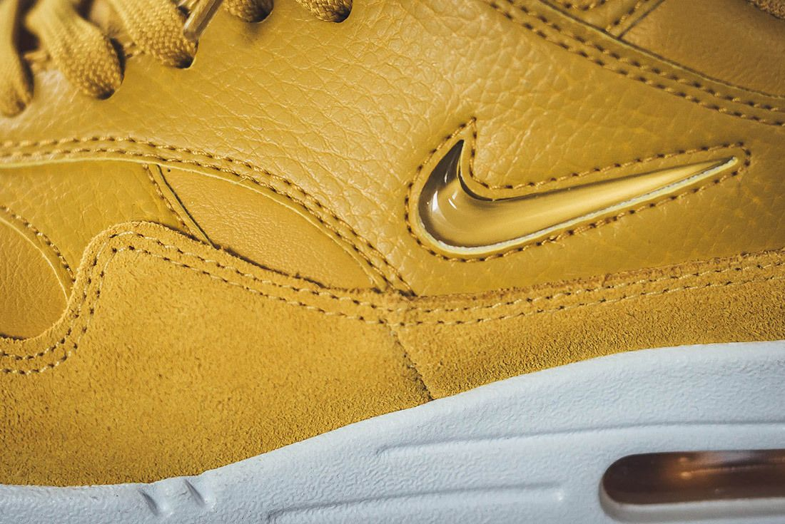 Nike Air Max 1 Jewel Mustard Yellow 1