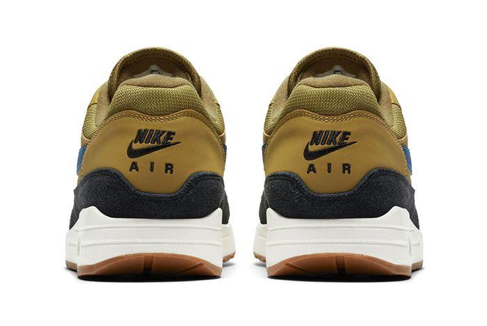 Nike Air Max 1 Golden Moss Blue Force 3