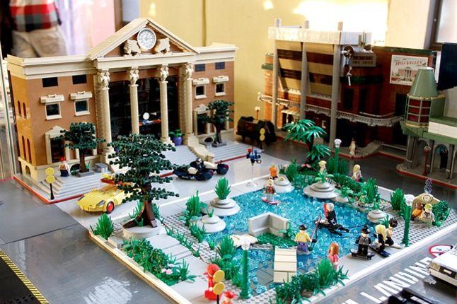Back To The Future 2 Lego 66 1