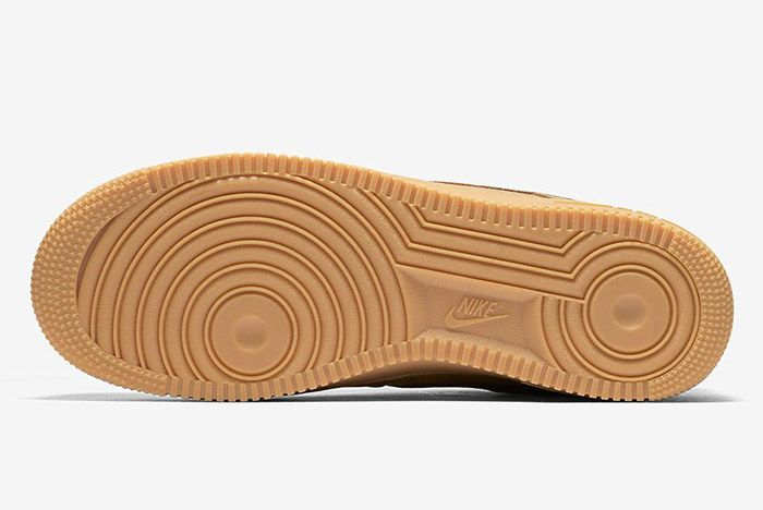 Nike Air Force 1 Low Flax Wheat Brown 4