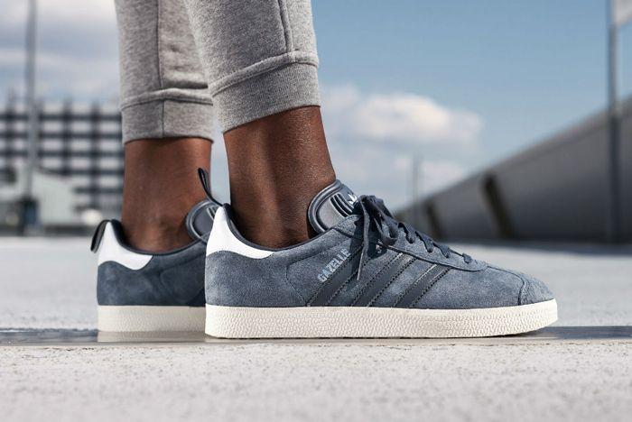 Adidas Gazelle Utility Blue