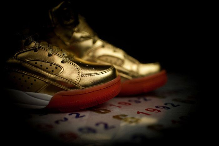 Ewing Athletics Eclipse Gold Medal 7