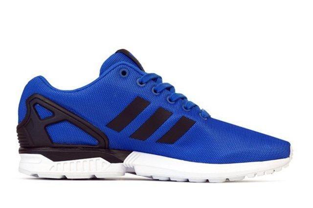 Adidas Originals Zx Flux Satellite Blue 2