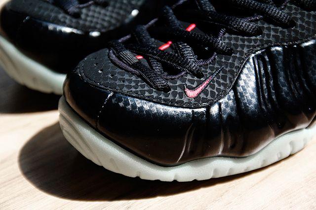 Nike Air Foamposite Pro Prm Solar Red 2