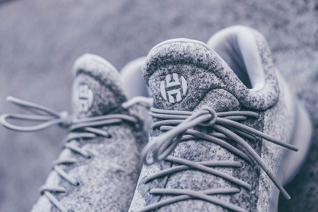 Adidas Harden Vol 1 Grayvy 3