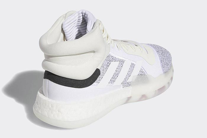 Adidas Marquee Boost White 3