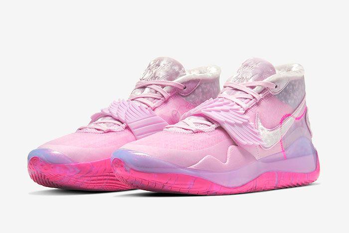 Nike Kd 12 Aunt Pearl Toe