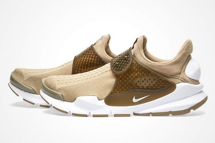 Nike Sock Dart Khaki 1