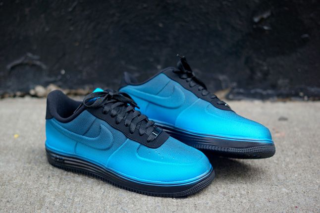 Nike Lunar Force 1 Vt Mesh Blue Halftone 1