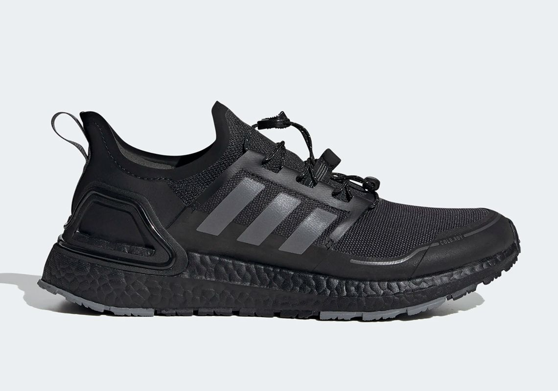 ultraboost adidas winter rdy black