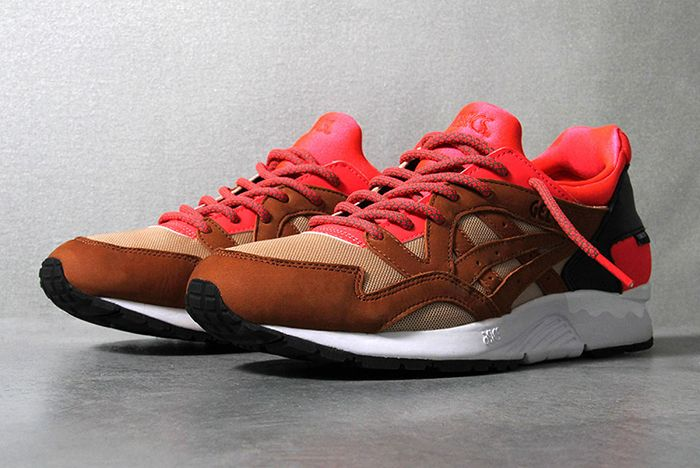 Concepts X Asics Gel Lyte V Mix Match Pack8