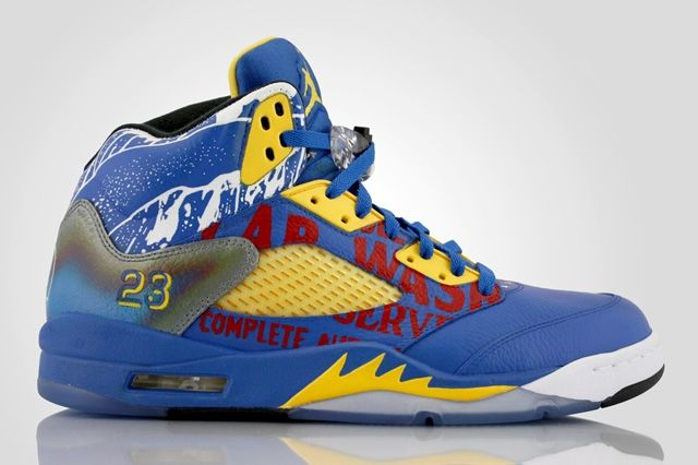 Revive Customs Air Jordan 5 Superwhip Thumb