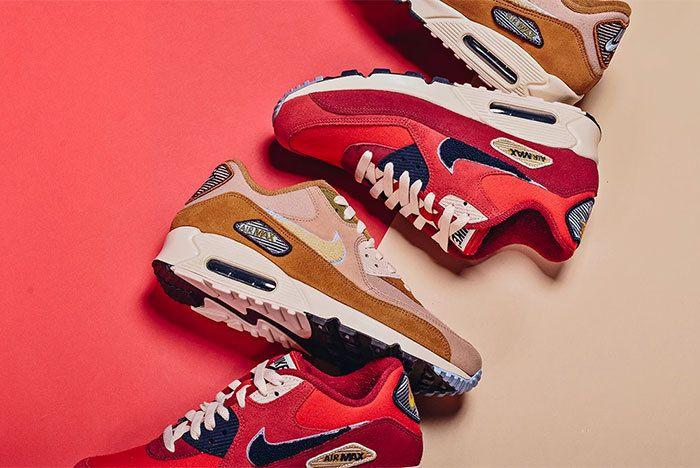 Nike Air Max 90 Varsity 7