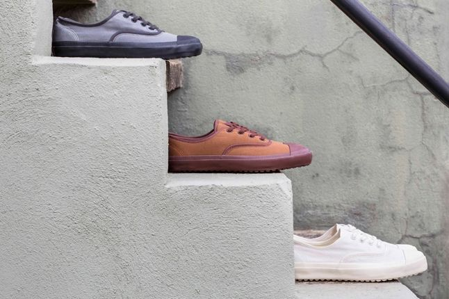 Nigel Cabourn Converse Group Collection 1