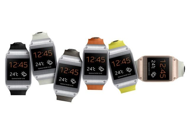 Samsung Galaxy Gear Smartwatch 1