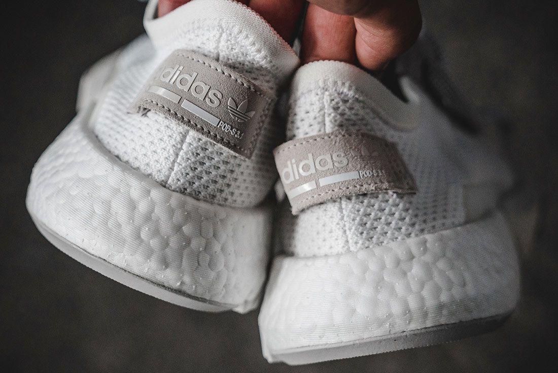 Adidas Pod Footwear White 5