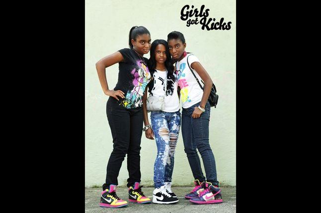 Girls Got Kicks 10 1