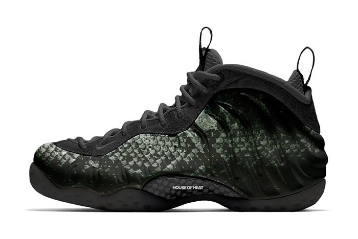 Nike Air Foamposite One Snakeskin 2019 1