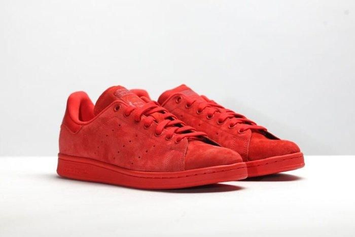 Adidas Stan Smith Power Red 6