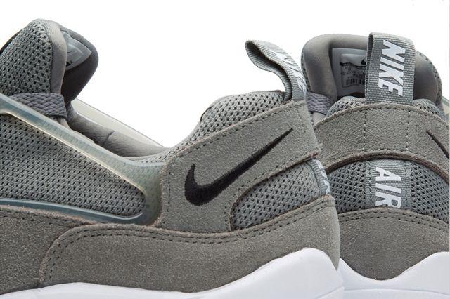 Nike Huarache Light Tumbled Grey 1